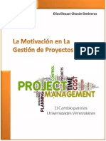 La Motivación en La Gestión de Proyecto en La Misión Sucre
