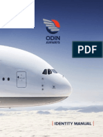Odin Airways Identity Manual