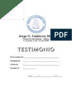 MINUTA DE CONSTITUCION - ESTATUTO.doc