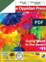 The Oppidan Press Edition 6 2014