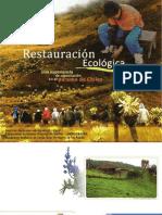 Cartilla Restauracion Ecologica