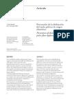 2004 - Prevencion de La Disfuncion Del Suelo Pélvico de Origen Obstétrico