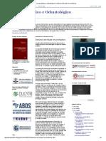 Direito Médico e Odontológico_ Denúncia de Fraude Em Prontuários