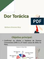 Dor Torácica
