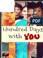 Hundred days with you