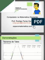 Comp. na Matemática - Aula 6 .pdf