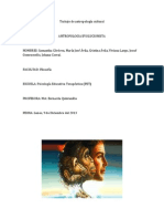 Antropología evolucionista