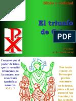 42 Triunfo de Cristo