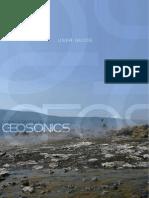 SC Geosonics User Guide | License | Technology