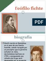 Juan Teófilo fichte