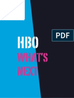 HBO - What's Next
