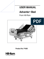 Hill Rom Avanta Bed Op Manual