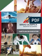 Cartilha Incentivo Esporte Atual