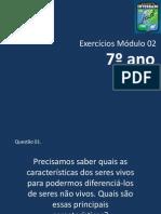 Exercícios Módulo 02_7ano