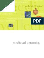 Medieval Ceramics Volume 29 (2005)