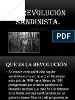 Revolucion Sandinista
