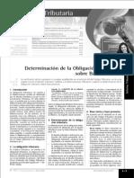 Determinacion de la obligacion tributaria.pdf