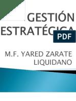 Gestión Estratégica, Unidad IV