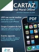 Jornal Mural Online - Novembro 2009