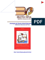 Antologia de Poesia Infantil Iberoamericana