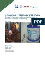 Malaria Case Study Senegal