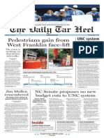 The Daily Tar Heel Weekly Summer Edition for June 5, 2014
