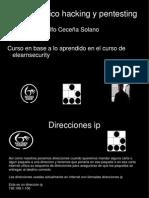 4.- Direcciones Ip