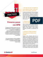 Best Practices for Getting Started With BPM ES