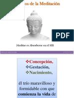 Clase 4 - Los Pasos de La Meditacion
