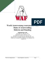 2012 WAF Rules