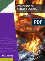 Instructivo Concurso de Fuego y Cocina - 2014