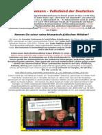 Philipp Scheidemann - Volksfeind der Deutschen