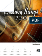 Session Strings Pro Manual Spanish