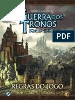Jogo Guerra Dos Tronos Board Game Regras