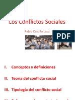Sesión I. Los Conflictos Sociales (2)