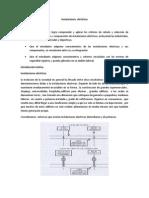 preinforme instalaciones electricas