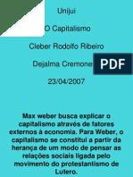 O Capitalismo