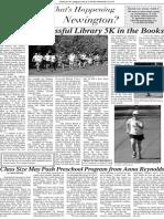 Newington Library 5K Challenge