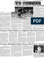 Ellington Knights @ Rocky Hill Terriers | CT High School Softball