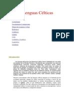 Lenguas Célticas