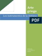 Instrumentos Musicales en La Antigua Grecia Por Joel Torres
