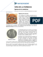 A. Clase i Historia de La Farmacia