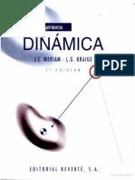Meriam, J.L.; Kraige, L.G. - Mecanica Para Ingenieros, Dinamica - 3ed