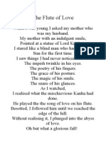 The Flute of Love