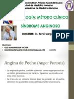 Sindrome Anginoso