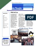 Newsletter 05-06-2014