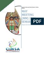 May Meeting Semarang Information