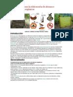 Guía Practica Para La Elaboración de Abonos e Insecticidas Orgánicos