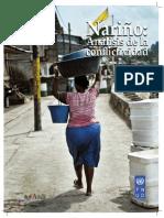 Analisis Conflictividad Nariño PDF