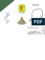 Leaflet Menu Seimbang